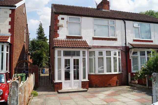 Thumbnail Terraced house to rent in Homestead Crescent, Didsbury, Manchester