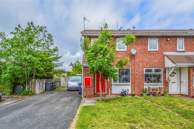 2 bed end terrace house to rent in Newman Way, Rubery, Birmingham, West Midlands B45