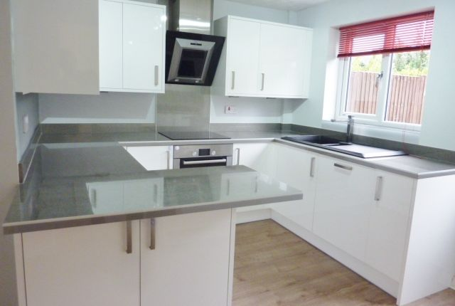 Thumbnail Detached house to rent in Lyndeth Close, Fulwood, Preston