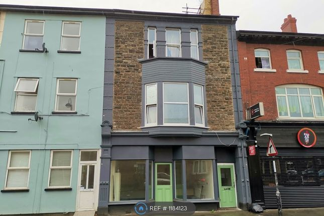 Thumbnail Flat to rent in Commercial Road, Newport