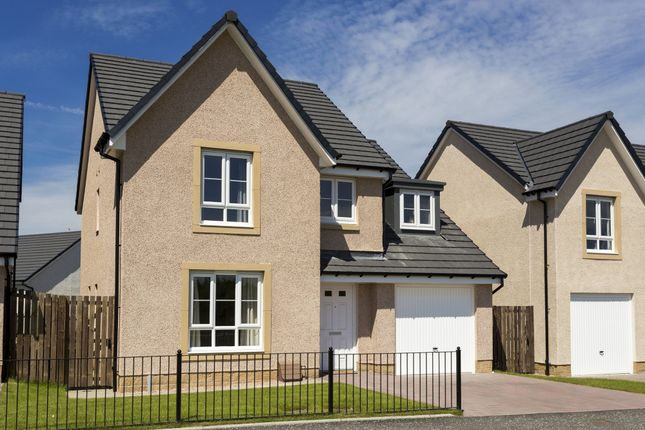 """Thumbnail Detached house for sale in """"Drummond"""" at Newtonmore Drive, Kirkcaldy"""