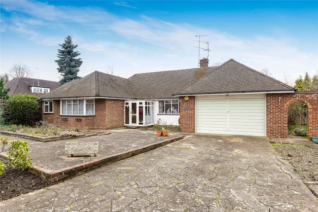 Thumbnail Detached bungalow for sale in Grove Road, Northwood, Middlesex