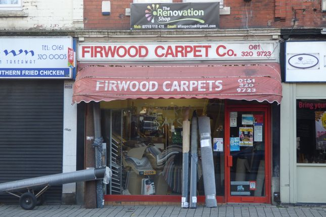 Thumbnail Retail premises for sale in Ashton Road, Denton