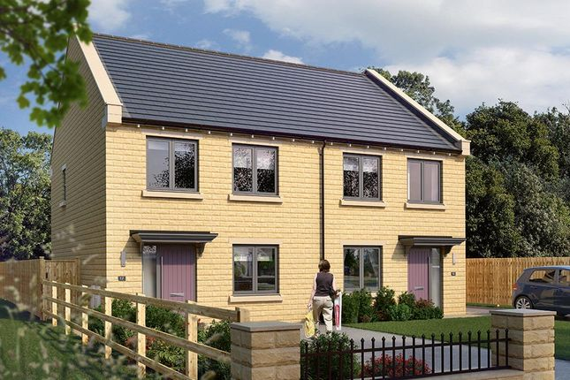 "3 bedroom semi-detached house for sale in ""The Kilmington"" at Wharfedale Avenue, Menston, Ilkley"