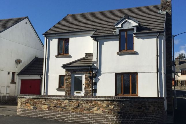 Thumbnail Property to rent in Chyvelah Vale, Gloweth, Truro