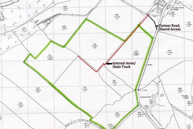 Thumbnail Land for sale in Sarnau, Llandysul