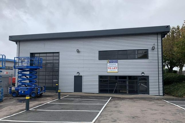 Thumbnail Light industrial to let in Unit B Pioneers Industrial Park, Croydon
