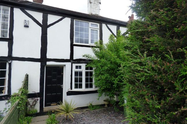 Thumbnail Cottage to rent in London Road South, Poynton, Stockport