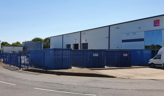 Thumbnail Industrial to let in Unit 5, Matrix Park, Talbot Road, Fareham