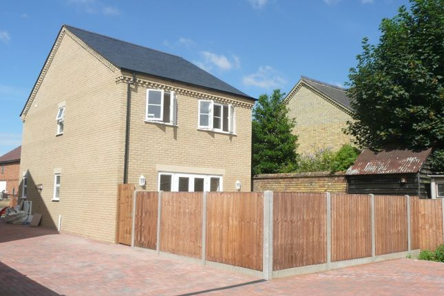 Thumbnail Detached house to rent in St.Neots Road, Sandy