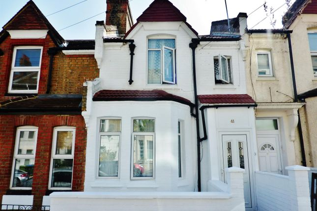 Thumbnail Terraced house for sale in Vicarage Park, London