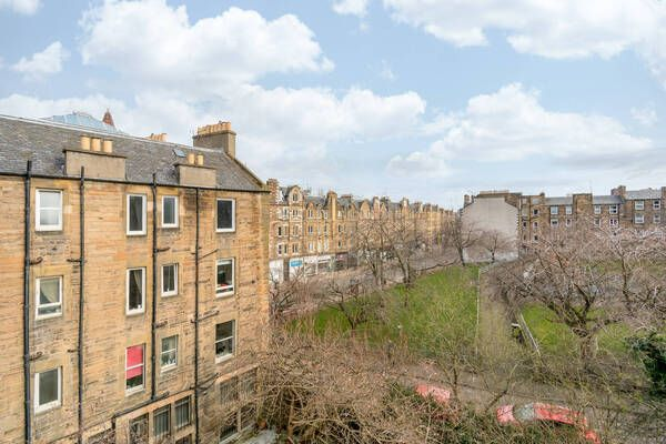 Thumbnail Flat to rent in Wardlaw Street, Gorgie, Edinburgh