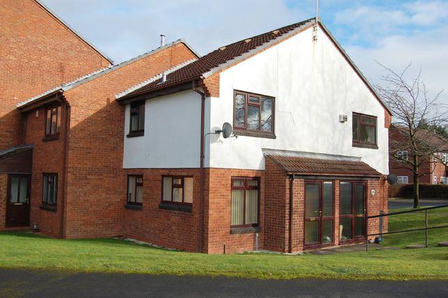 Thumbnail End terrace house for sale in Littlecote Drive, Erdington, Birmingham