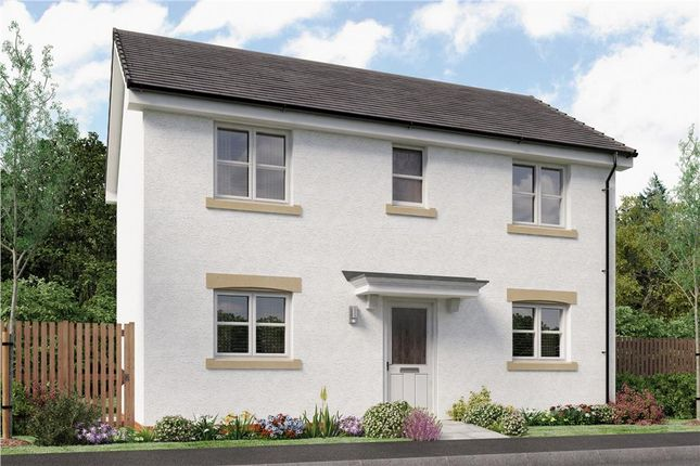 """Thumbnail Detached house for sale in """"Darwin"""" at Broomhouse Crescent, Uddingston, Glasgow"""