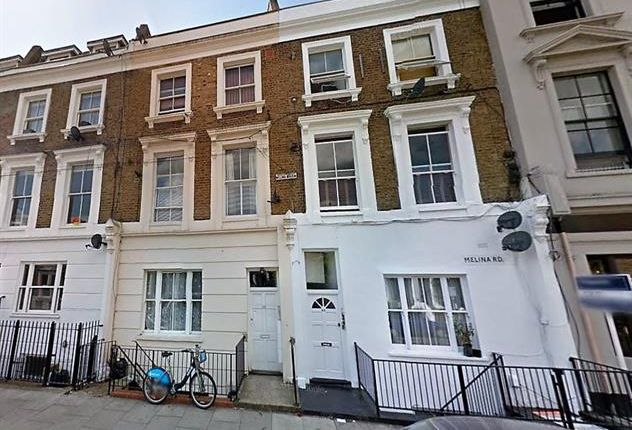 Thumbnail Flat to rent in Melina Road, London