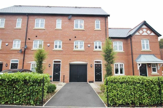 Thumbnail Town house for sale in Alden Close, Standish, Wigan