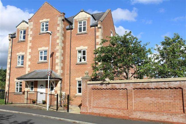 Thumbnail Town house to rent in Bampton Drive, Cottam, Preston