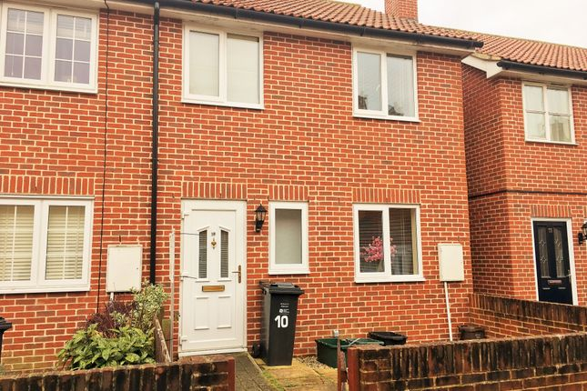 Thumbnail Terraced house to rent in Lamplighters, Ilminster