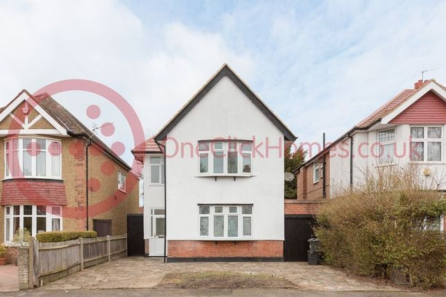 Thumbnail Detached house for sale in Thornbury Avenue, Osterley, Isleworth