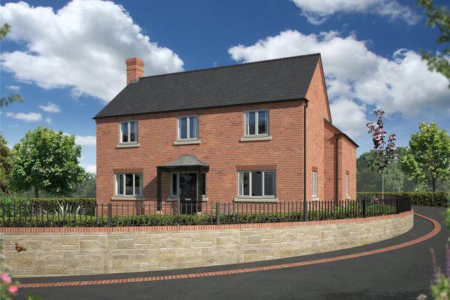 Thumbnail Detached house for sale in Plot 1, Kynaston Place, Birch Road, Ellesmere