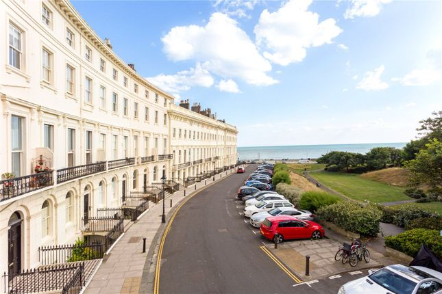 Thumbnail Terraced house for sale in Adelaide Crescent, Hove, East Sussex