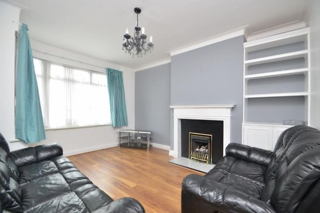 Thumbnail End terrace house to rent in Victoria Road, Ruislip