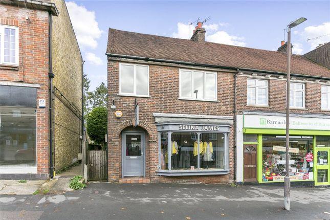 Thumbnail Flat for sale in Station Approach, Great Missenden, Buckinghamshire
