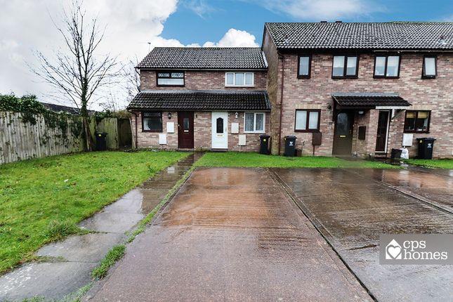 Thumbnail Terraced house for sale in Horwood Close, Splott, Cardiff