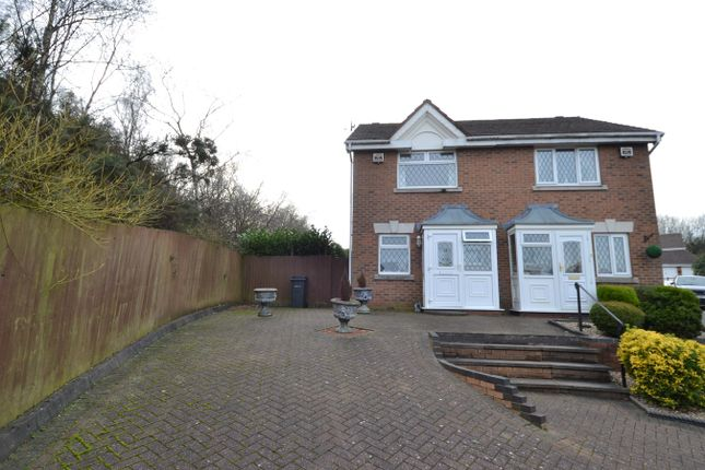 Semi-detached house in  Brookdale Close  Rednal  Birmingham  Birmingham