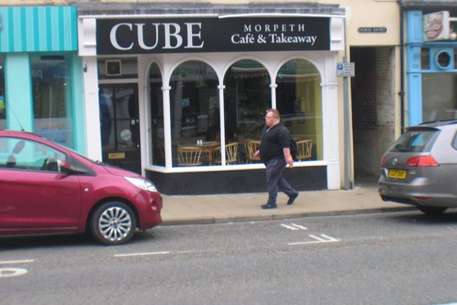 Thumbnail Retail premises for sale in The Cube, 12 Newgate Street, Morpeth
