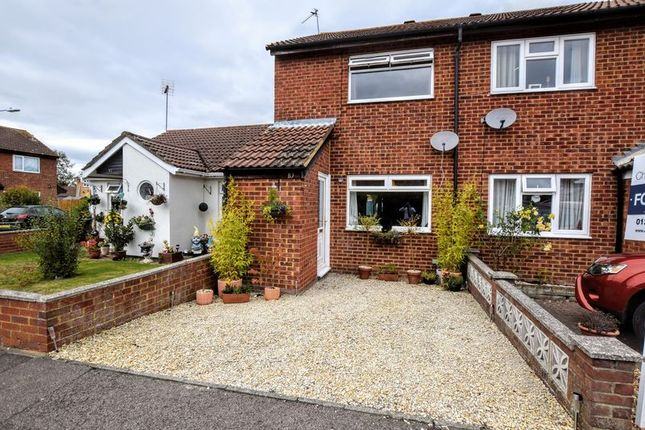Thumbnail Terraced house for sale in Lambourne Avenue, Aylesbury