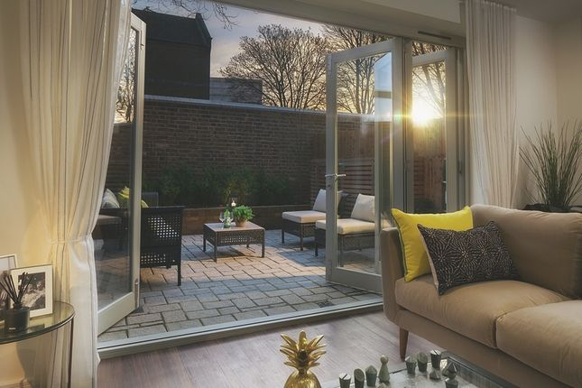 Thumbnail Flat for sale in Plot 146, West Park Gate, Acton Gardens, Bollo Lane, Acton, London