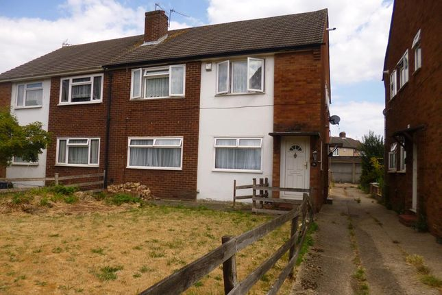 Thumbnail Maisonette to rent in Larch Crecent, Hayes