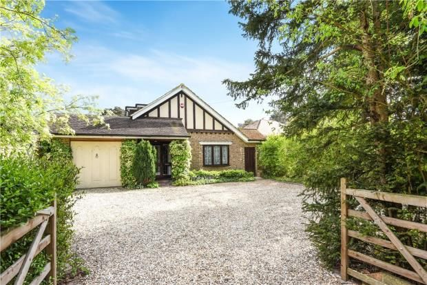 Thumbnail Detached house for sale in Nine Mile Ride, Finchampstead, Wokingham