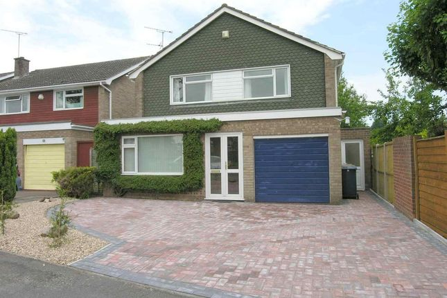 4 bed detached house to rent in Wells Drive, Hillcroft Park, Stafford