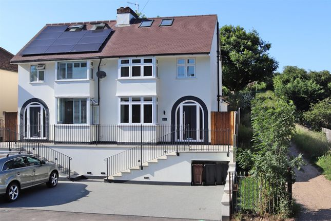 Thumbnail Semi-detached house for sale in Folly Lane, St.Albans