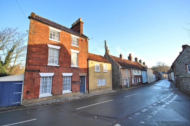 Thumbnail Town house for sale in Knight Street, Walsingham