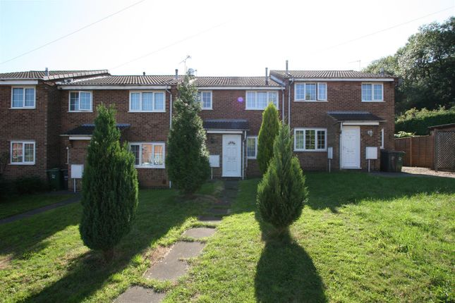 Thumbnail Terraced house for sale in Durrell Close, Loughborough, Leicestershire