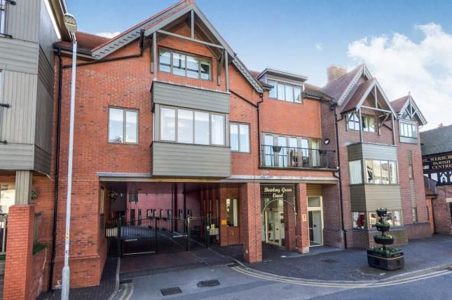 Thumbnail Flat for sale in Bowling Green Court, Brook Street, Chester, Cheshire