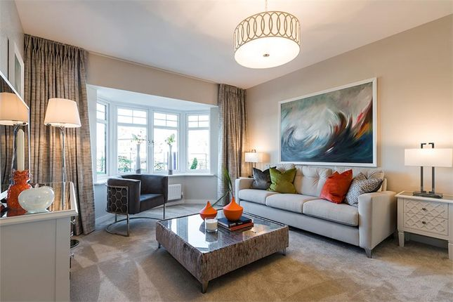 "4 bed detached house for sale in ""Calver"" at New Bridge Road, Cranleigh GU6"
