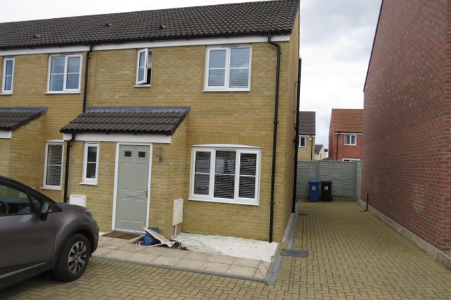 Thumbnail Property to rent in Maplesden Close, Oulton, Lowestoft