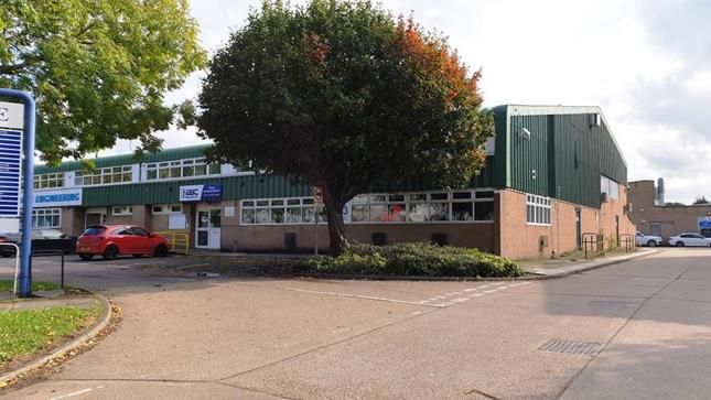 Office to let in Unit 33, Nobel Square, Burnt Mills Industrial Estate, Basildon, Essex