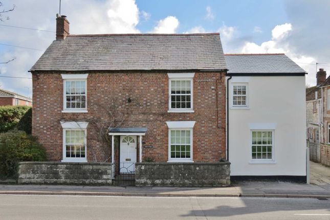 Thumbnail Detached house for sale in Newbury Street, Lambourn, Hungerford