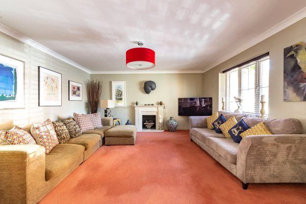 Lounge of Grenadier Close, Shinfield, Reading RG2