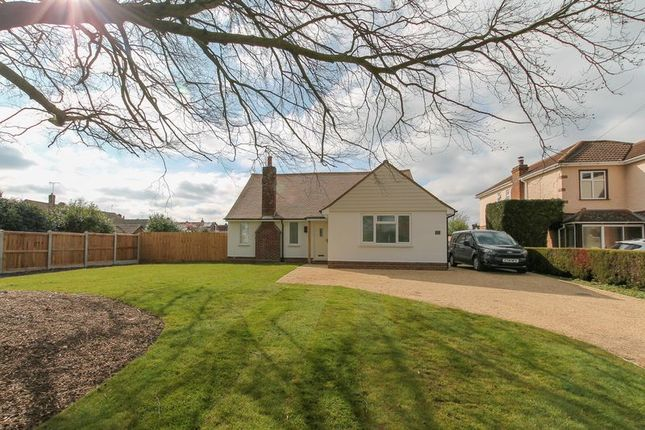 Thumbnail Property for sale in Old Heath Road, Colchester