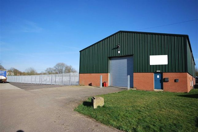 Thumbnail Light industrial to let in Bruntingthorpe Industrial Estate, Upper Bruntingthorpe, Leicestershire
