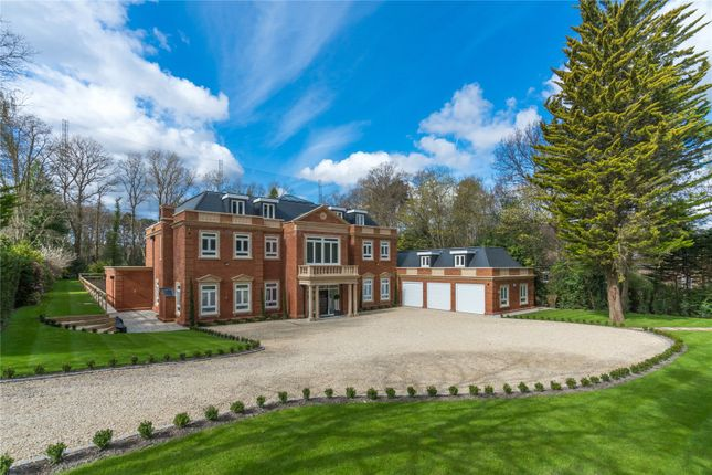 Thumbnail Detached house for sale in Richmond Wood, Sunningdale, Berkshire