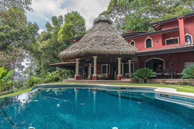 Thumbnail Detached house for sale in Beachfront, Dominical, Puntarenas