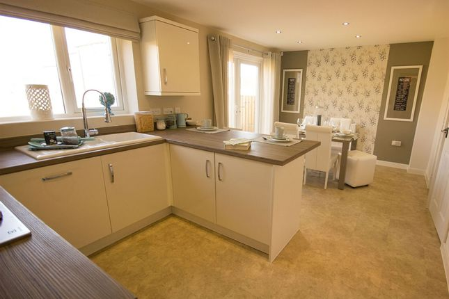 """Thumbnail Detached house for sale in """"The Roseberry"""" at Daisy Road, Witham St. Hughs, Lincoln"""