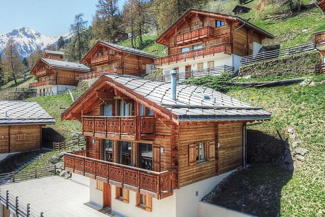 Thumbnail Property for sale in Pyramides 7, Les Masses, Valais, Switzerland